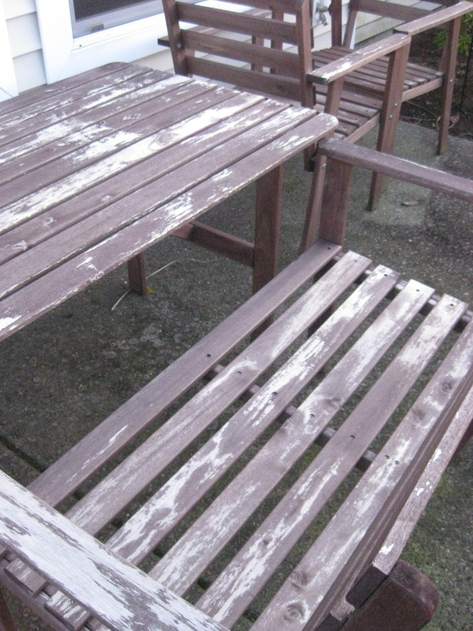 pre sand bench
