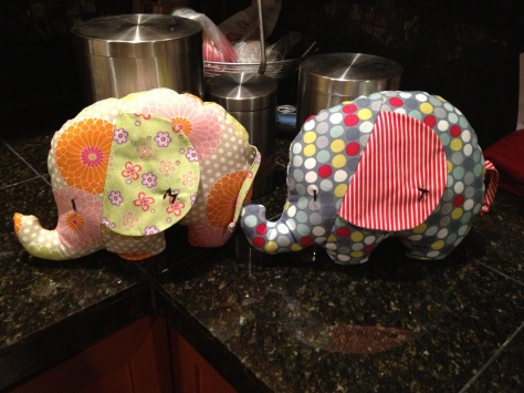 elephant pillows.m and t