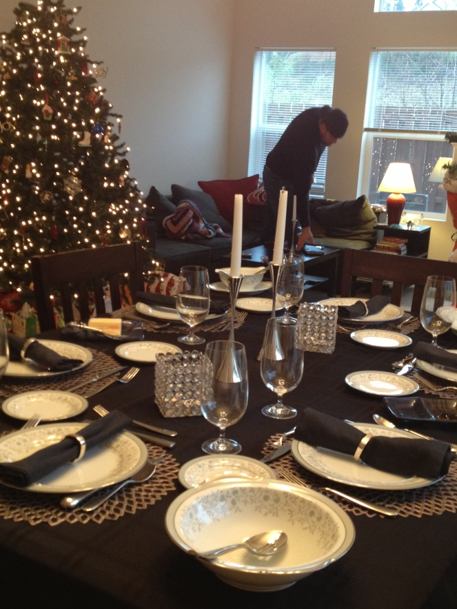 formal table setting 2