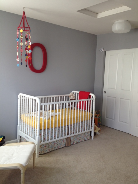 Baby T S Nursery Reveal Inspired Domesticity