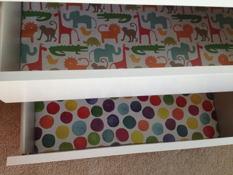o's drawer liners