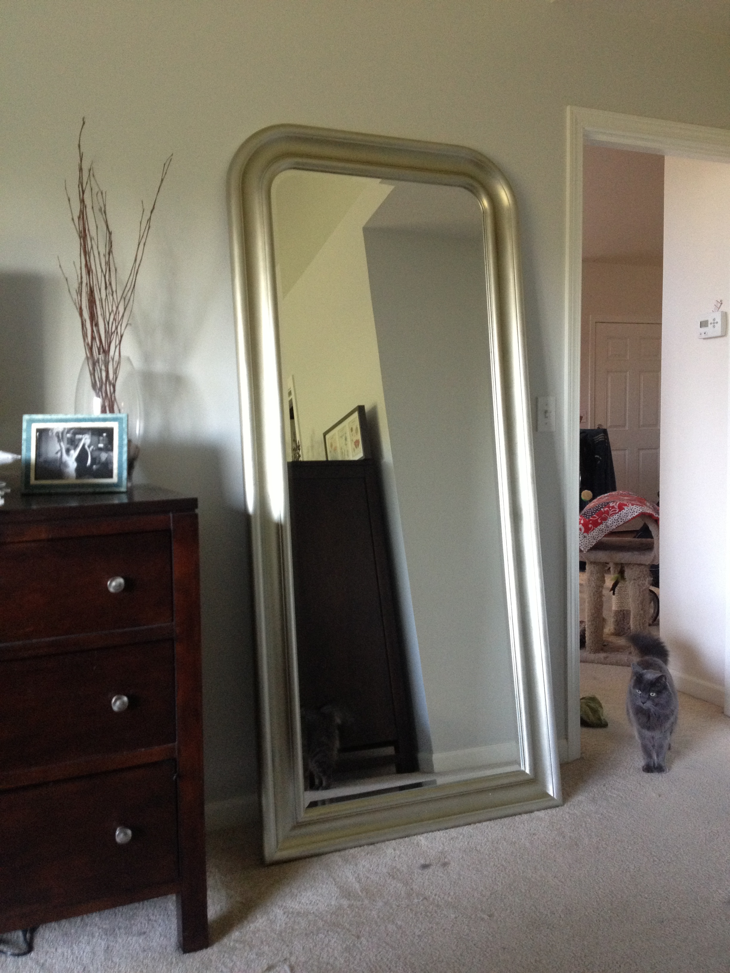 3 way mirror full length