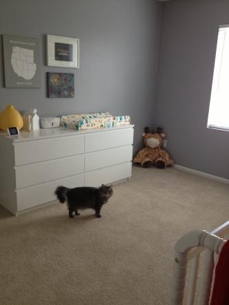 nursery-NE corner