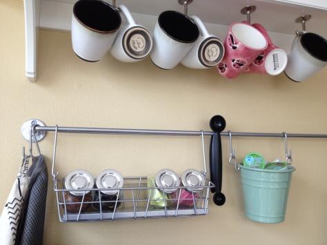 coffee bar jars